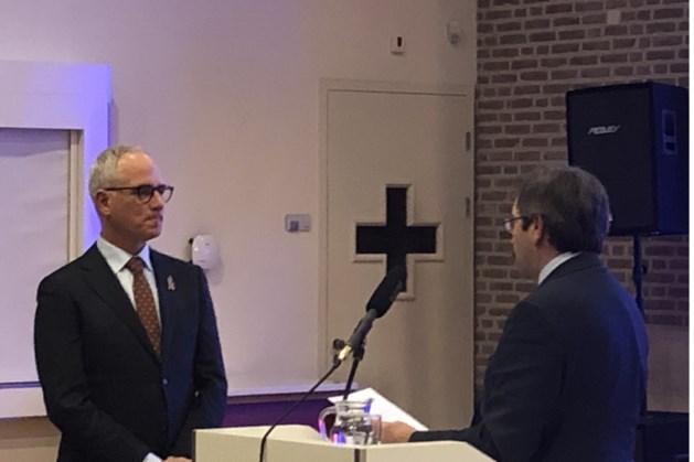 Luc Winants officieel burgemeester van Venray