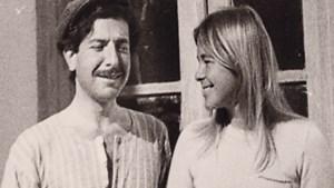 Uniek en (te) intiem familiealbum van Leonard Cohens grote liefde