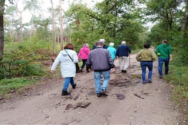 Wandeling voor mantelzorgers van mensen met dementie in Roggel