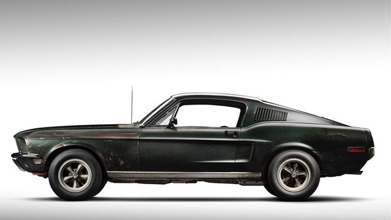 Brengt deze Ford Mustang over drie dagen vijf miljoen dollar op?