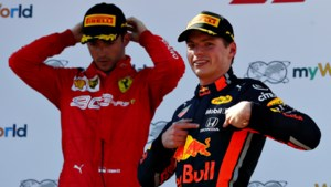 Verstappen verlengt contract bij Red Bull tot en met 2023