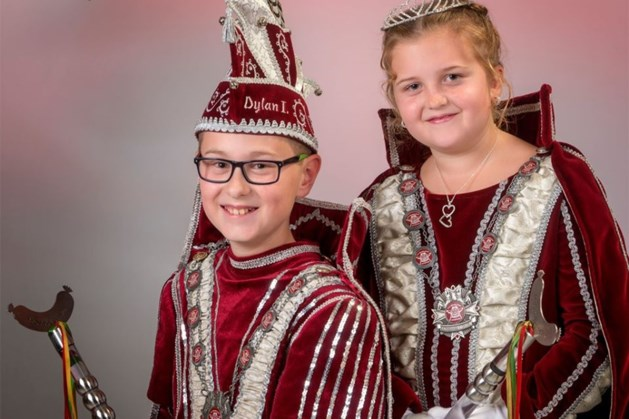 Dylan en Chayenna Seroo gaan jeugdcarnaval in Simpelveld voor