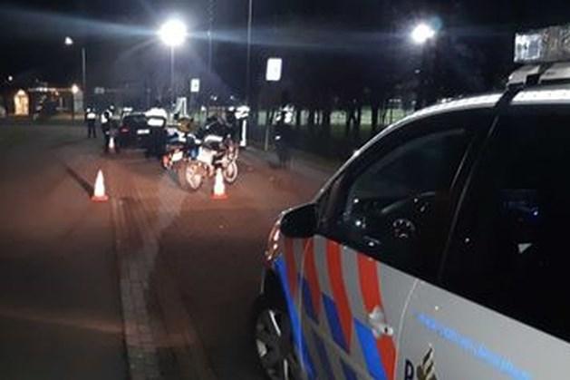 69 kilometer per uur te hard door Koningsbosch: motorrijder is rijbewijs kwijt