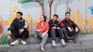 'Alles in China is een uitdaging, je wordt elke dag geconfronteerd met zaken die anders gaan dan je dacht'
