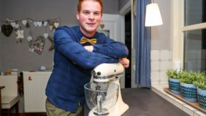 Nieuw seizoen Heel Holland Bakt is de afsluiting van een bijzonder jaar voor Cas Wolters, maar de dove hobby-bakker haalt er het maximale uit