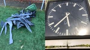 Voetbalclub SVN uit Landgraaf zwaar gedupeerd na vernielingen op sportpark