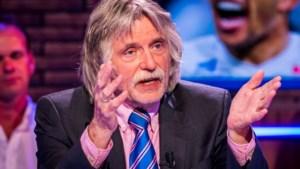 Johan Derksen krijgt bewaking bij tv-optredens