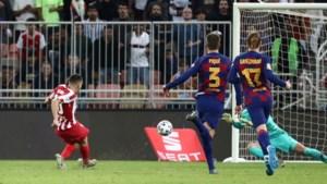 Atlético klopt Barça en voorkomt Clásico in Spaanse Super Cup