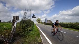 Alternatief voor fietspaden voorbij Schilberg: fietsstroken op de weg en lagere snelheid