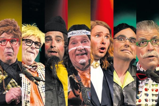 Uitgelicht: Wie zijn de 7 buuttefinalisten en waar komen ze vandaan?