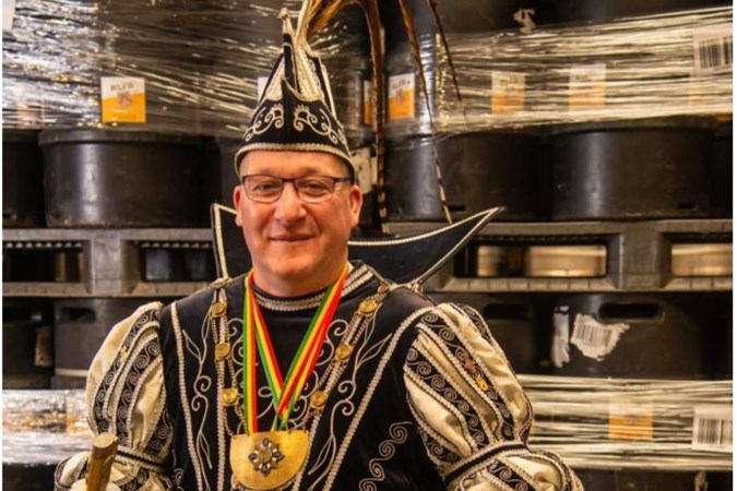 5 vragen aan prins Antoine II Fijneman van de Leefhöbbers uit Stevensweert