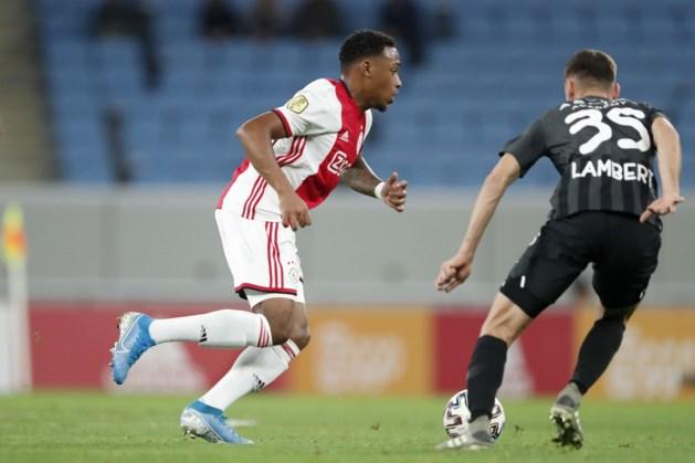 Ajax verslaat KAS Eupen in testduel