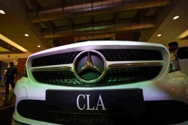 Mercedes-Benz blijft populairste luxeautomerk