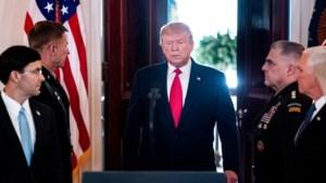 Huis stemt voor inperken militaire macht Trump