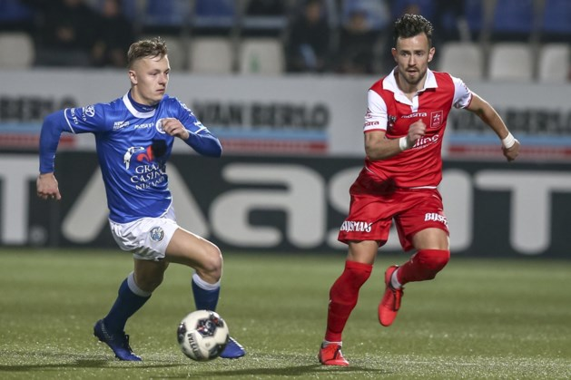 Pikante ontmoeting: Gunst direct in basis Roda tegen ex-club MVV