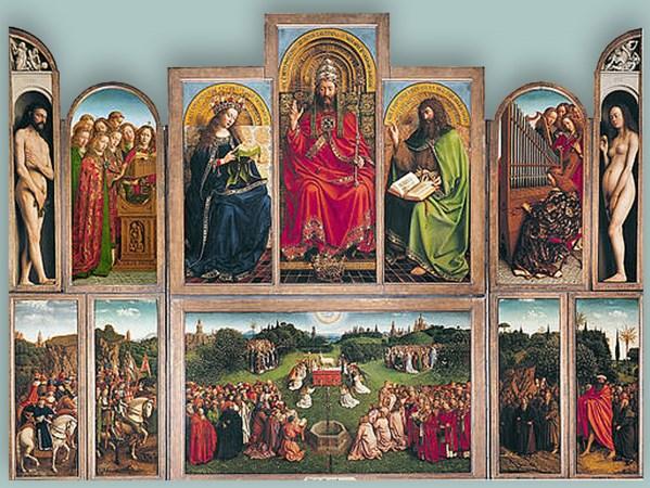Grootste Van Eyck tentoonstelling ooit