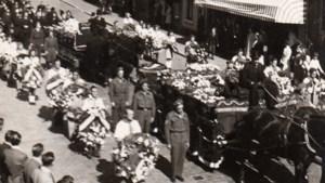 Zoektocht naar het massagraf, 1947