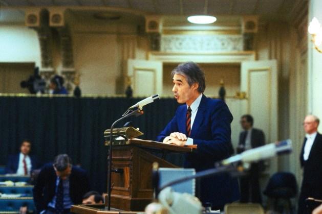 Oud-vicepremier en VVD-politicus Rudolf de Korte (83) overleden