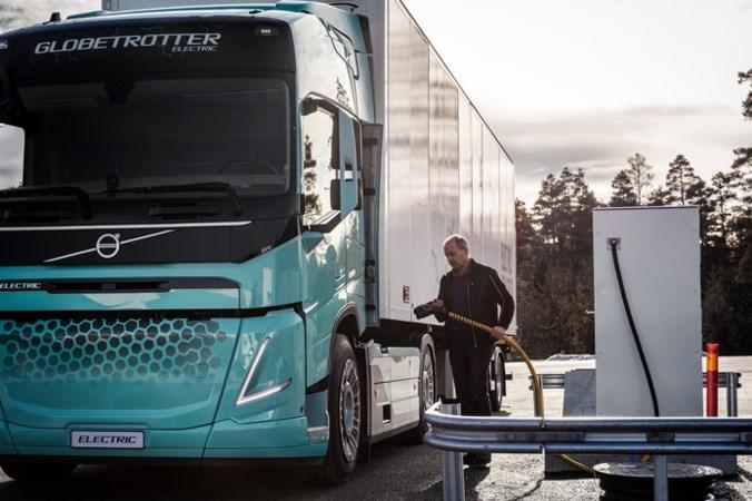 De elektrische vrachtwagen rukt op in Nederland