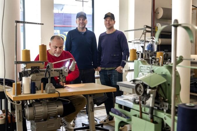 'Nu kun je een spijkerbroek kopen met 'Made in Chevremont' in het label, hoe cool is dat!'
