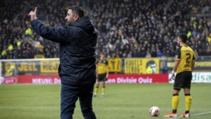 Akkefietje na derby tussen MVV-coach Usta en oud-MVV'er Gunst