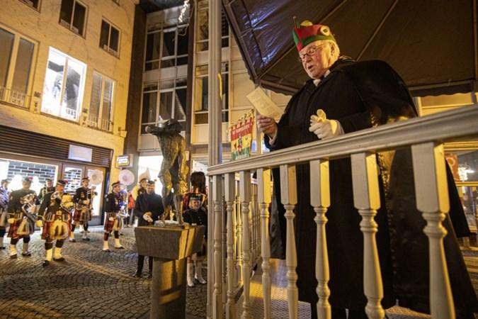 Nachtelijke speurtocht naar de nieuwe prins van Maastricht