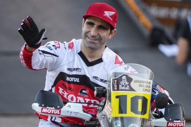 Portugese motorcoureur Gonçalves overlijdt in Dakar Rally
