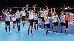 Vreugde en een sprankje hoop voor handballers
