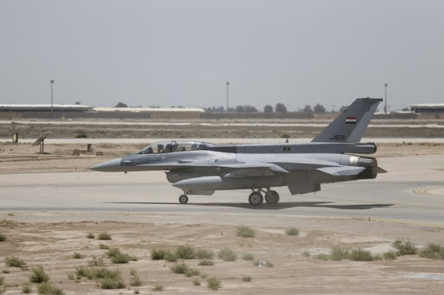 Raketten afgevuurd op legerbasis Irak