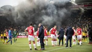 Roda-directeur Bouckaert: 'Vuurwerk moeilijk buiten het stadion te houden'