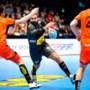 Handballers bij EK-debuut uitgeschakeld in groepsfase