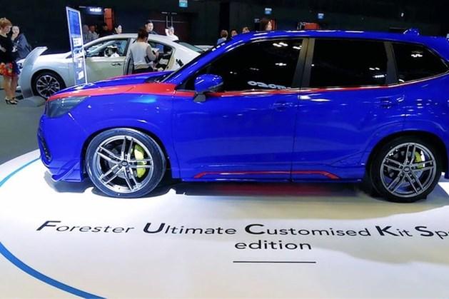 Subaru biedt excuses aan voor lanceren van 'FUCKS'-model