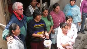 Sittardse hulpstichting stopt na kwart eeuw samenwerking met Peruaanse pater
