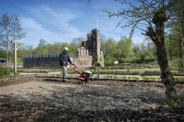 Op Slot Schaesberg kun je volgend jaar kamperend vier eeuwen terug in de tijd