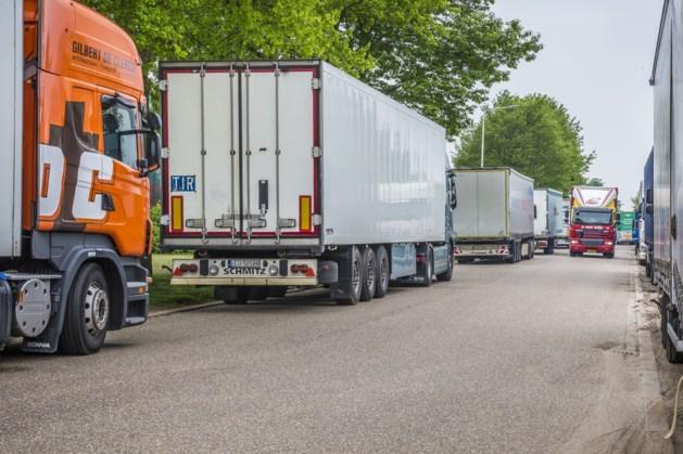Groei transport lijdt onder stilvallende bouw
