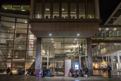 Nachtje slapen voor Maastrichts stadskantoor om vergunning te krijgen wordt terugkerend fenomeen