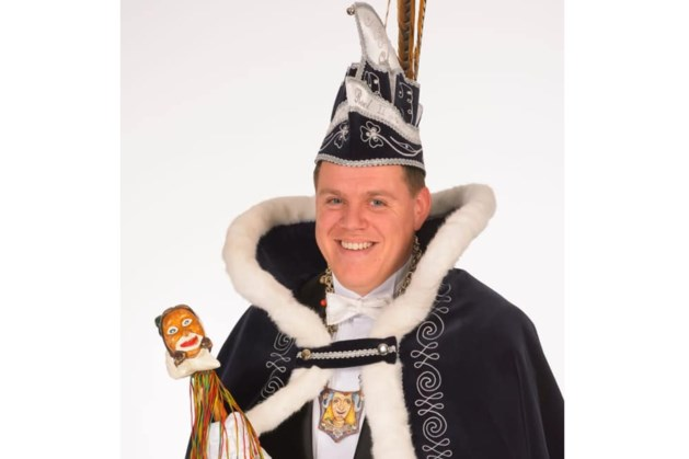Roel Hochstenbach prins van De Sajelaire Elsloo