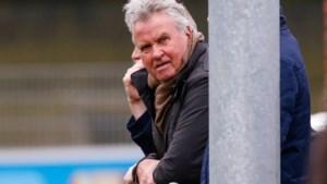 Hiddink begonnen bij PSV: 'Ik ben adviseur met kleine letters'