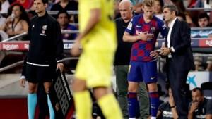 Setién volgt bij Barcelona ontslagen Valverde op