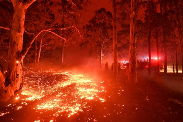 Eindelijk regen op komst in Australië, maar nu dreigt er nieuw gevaar