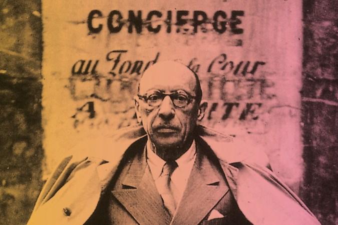 Componistendag Maastricht in het teken van Igor Stravinsky