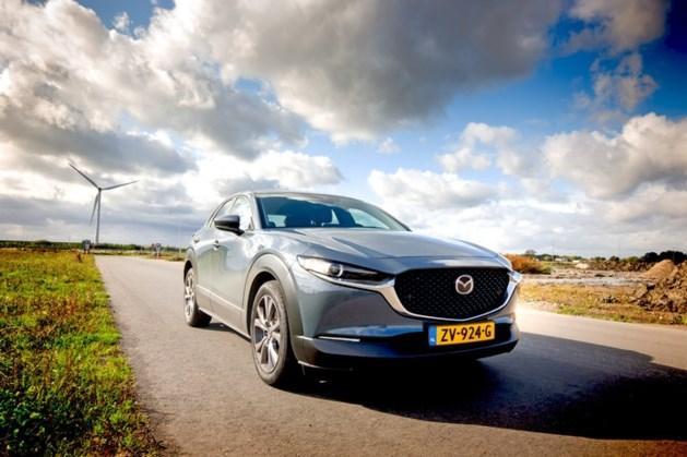 Mazda: 'Grotere accu is slechter voor het milieu'