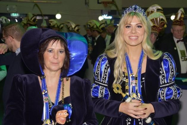Prinses Famke en hofnar Lydia regeren in Lemiers