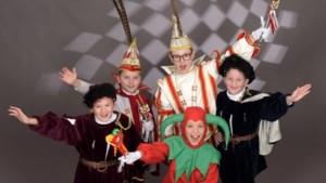 Luuk Stollman zwaait scepter over Kerkraadse schooljeugd