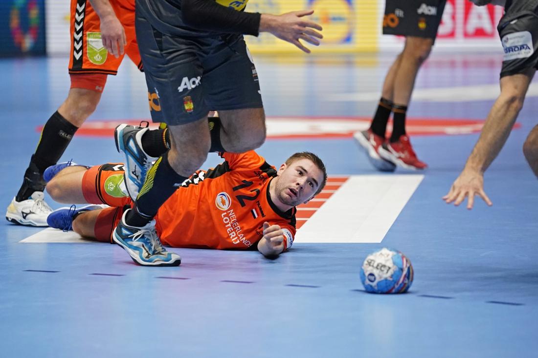 De échte top is nog ver weg voor de Nederlandse handballers - De Limburger