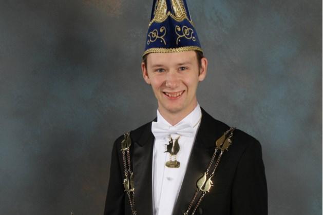 Joëllo Vos is prins van Heerlense Eekheuëre