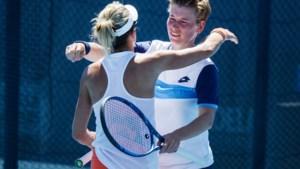 Beenblessure Demi Schuurs: 'Australian Open niet in gevaar'