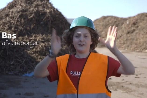 Westelijke Mijnstreek zet YouTube-tiener in als 'afvalreporter'