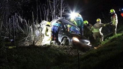 Video: Een gewonde bij ongeval op A2 bij Ittervoort
