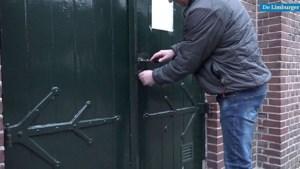 Video: Kerk op slot: drugsspuiten schoongemaakt in wijwaterbakjes